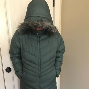 Super warm Columbia jacket